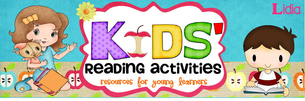 Kids Reading Activities