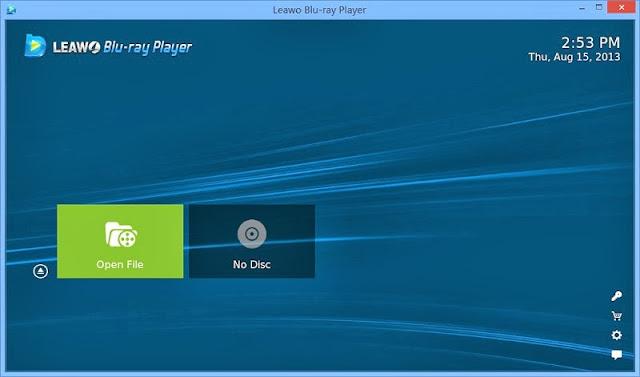 Leawo Blu-Ray Player 1.3 Full Version Portable