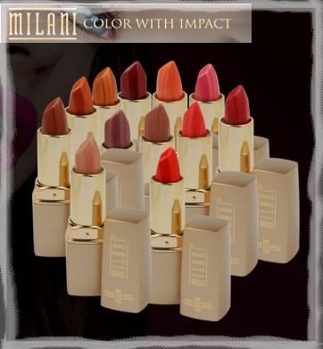 Milani Makeup on Bela Domus  Batom Milani Cosmetics Mls Color Perfect Lipstick