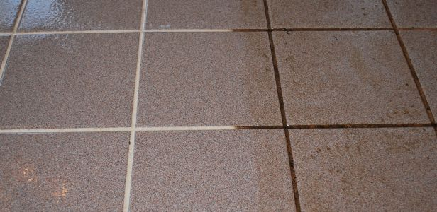 How to clean grout lines diy craft projects Tile and grout cleaning