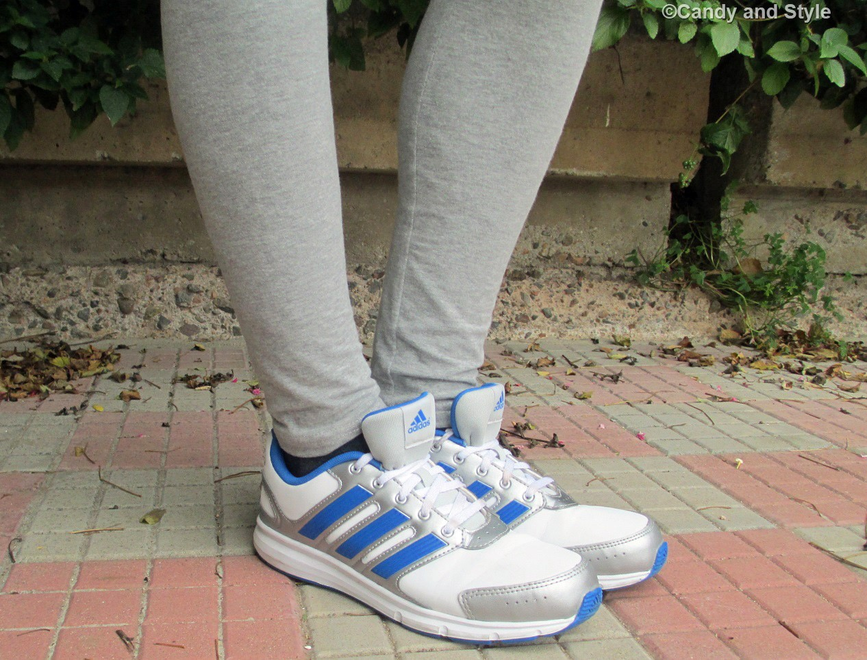 Trainers - Sporty Chic