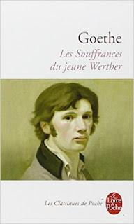 Les Souffrances du jeune Werther - Goethe
