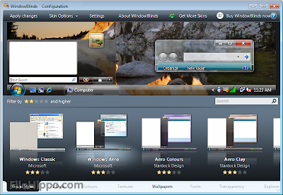 WindowBlinds 8.0 Free Download Full