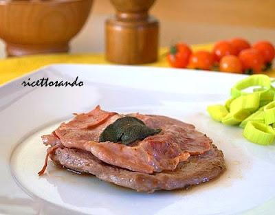 Saltimbocca alla romana ricetta tradizionale