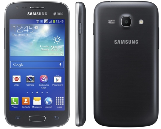 Samsung introduced the Galaxy Ace 3 including dual-SIM option and LTE support