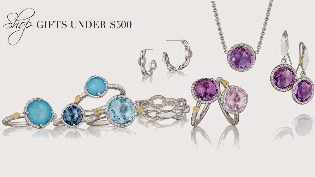 Tacori Jewelry under $500