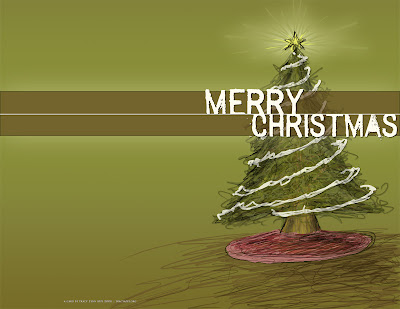 Happy Christmas Wallpapers  2012