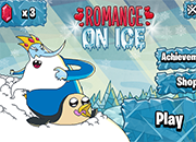 Adventure Time Romance On Ice
