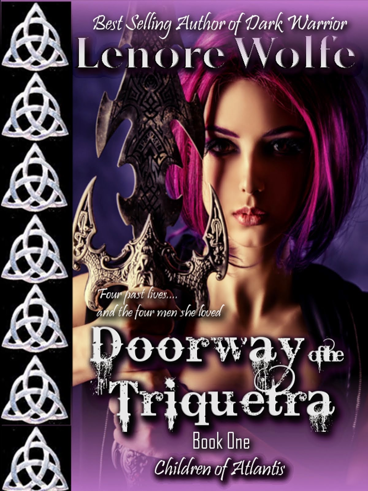 Doorway of the Triquetra (Book 1, Children of Atlantis)