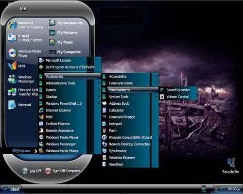 Download software windows xp black edition