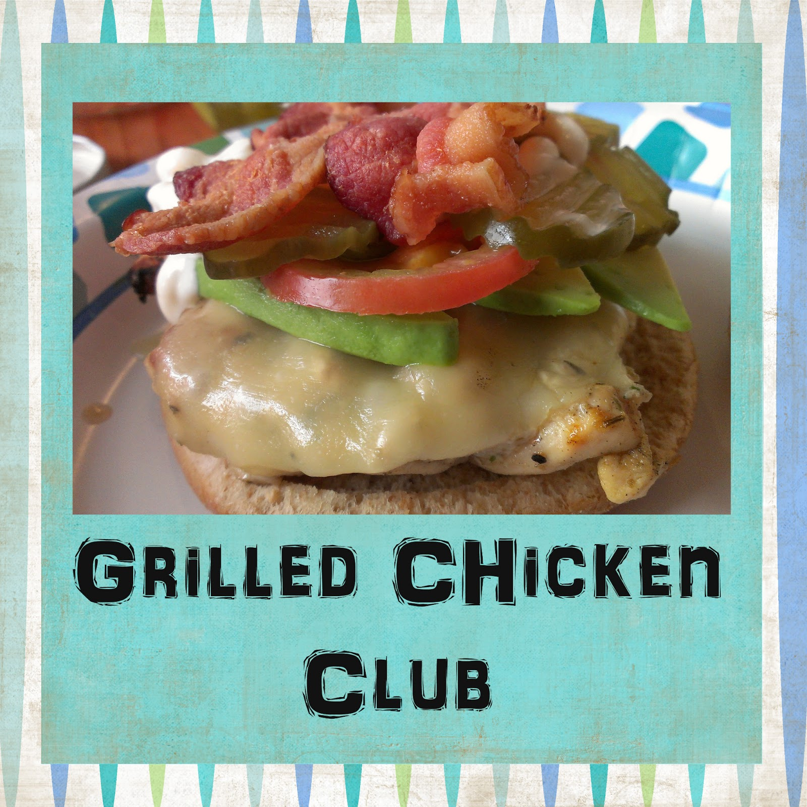 club sandwich club sandwich marinated chicken club sandwich recipes ...