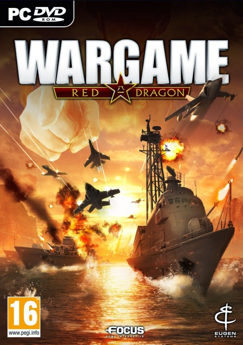 WARGAME RED DRAGON Free Download Full Full