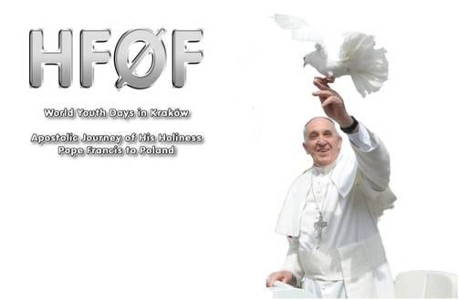 HF0F, Pope Francis in Kraków