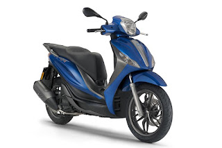 Piaggio Medley S (2016) Front Side