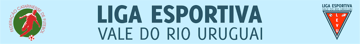 LIGA            ESPORTIVA   VALE DO    RIO    URUGUAI