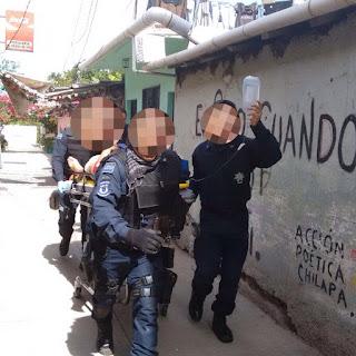 Balacera en Chilapa Guerrero