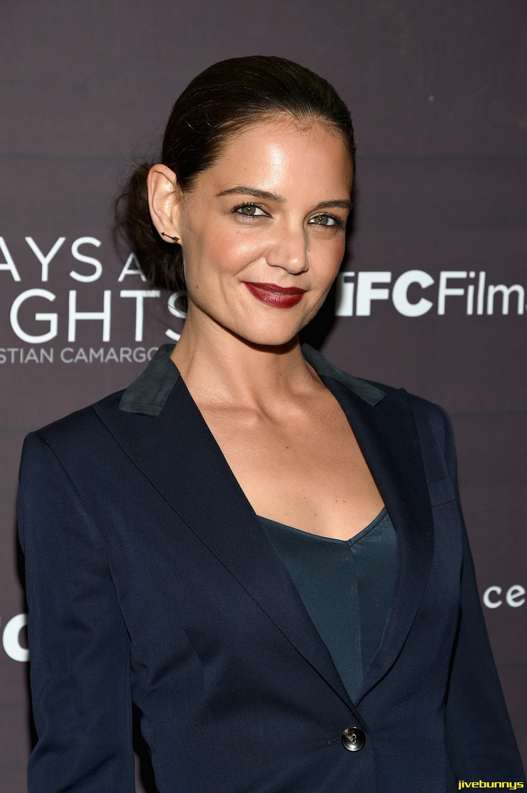 Katie Holmes - 'Days And Nights' premiere in New York City - 9/25/14