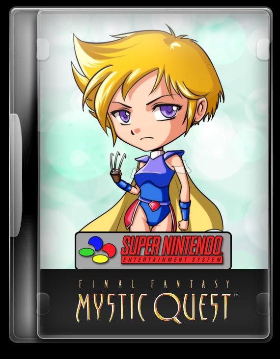 Final Fantasy Mistiq Quest (Snes)