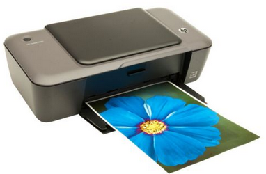 HP Deskjet 1000 Printer - J110a  Driver Download