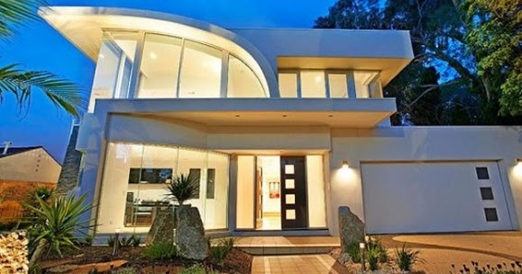 New home designs latest beautiful modern homes designs for Beautiful exterior home design