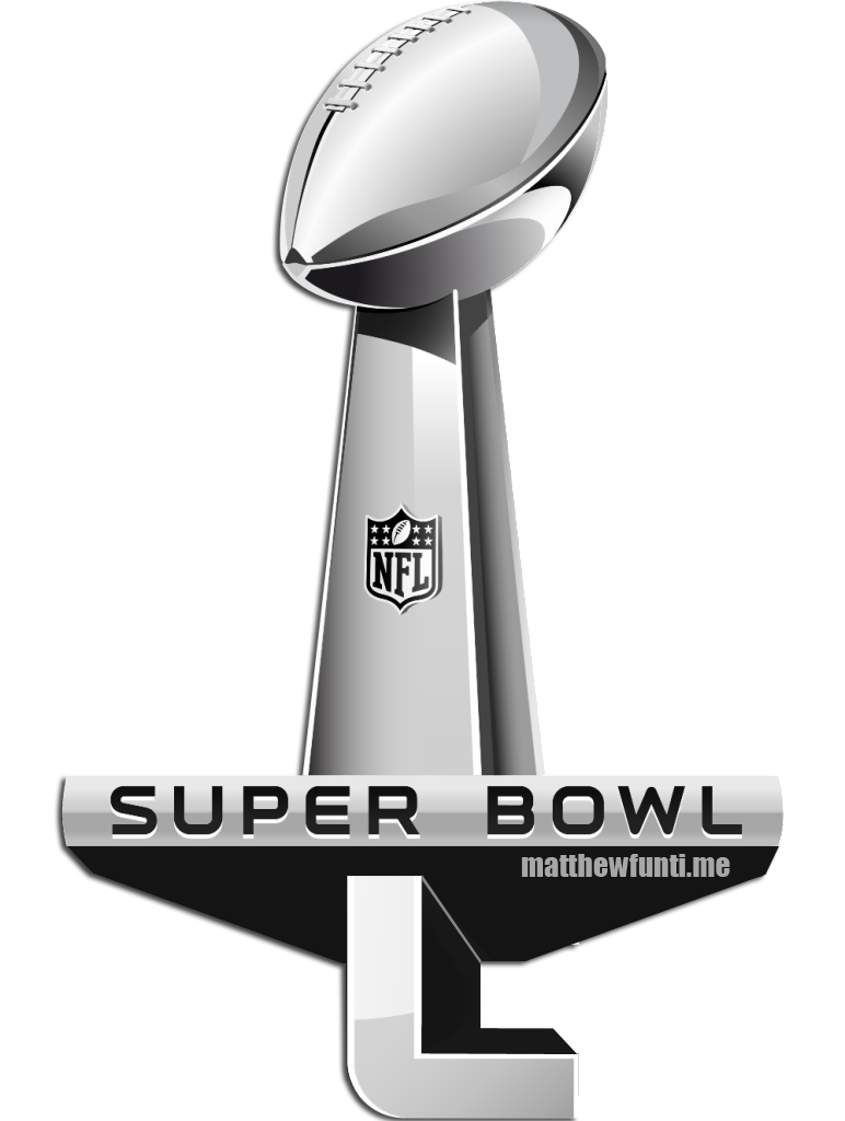 The Nfl Desperately Seeking Alternative To This 2016 Super Bowl Logo