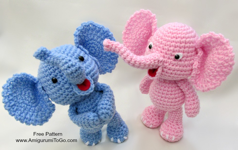 Amigurumi To Go Free Patterns : Why I Love Amigurumi ~ Amigurumi To Go