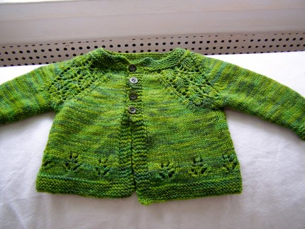 Maile Sweater - Free Pattern
