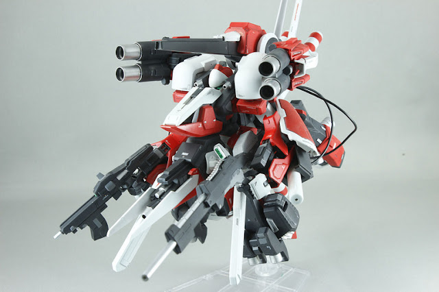 Genoace Full Custom gundam model kit
