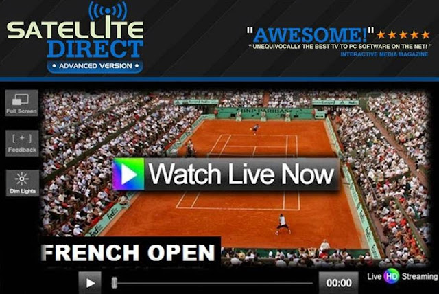 French open roland garros 2015 live