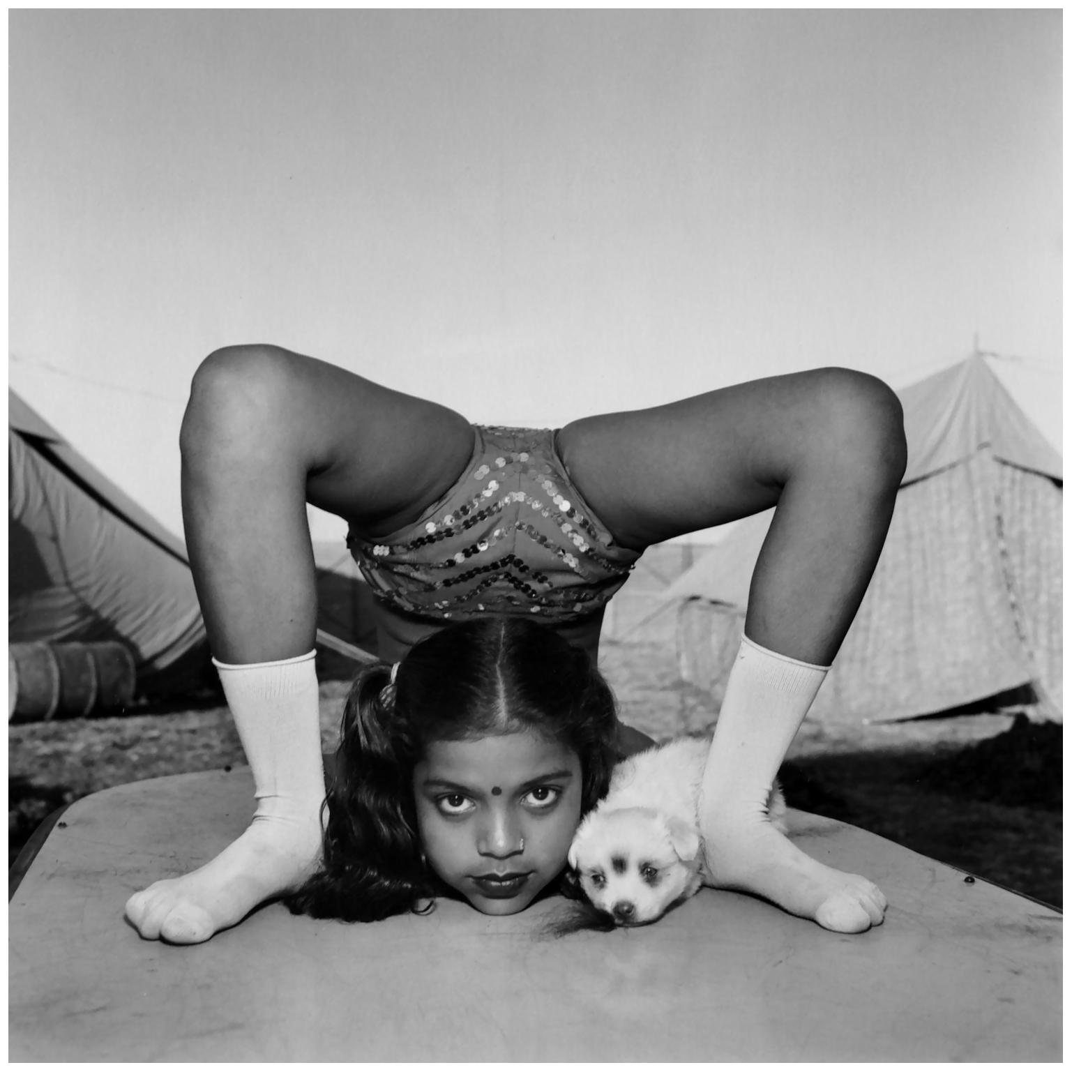 фото женщин в цирке