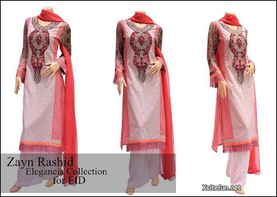 Zayn Rashid Beautiful Elegancia Collection