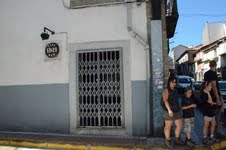 Imagende la fachada del bar con el mismo nombre que elnumero agraciado con la loteria nacional