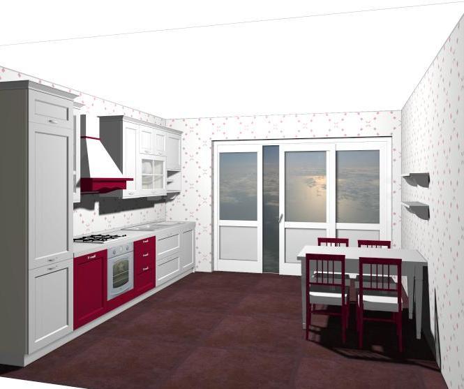 Come disegnare una cucina componibile top disegnare una - Disegnare una cucina in muratura ...