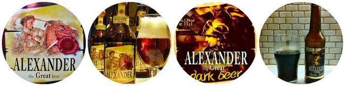 Birra greca Alexander The Great