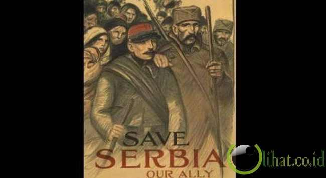 Perang Serbia (+ total korban 633.500)
