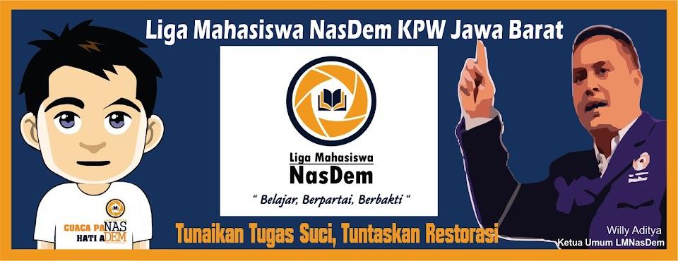 Liga Mahasiswa NasDem KPW Jawa Barat