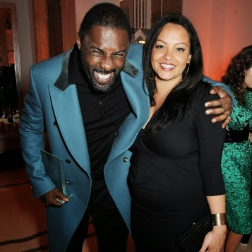 RACHEL&#39;S CELEBRITY GOSSIP CORNER<br><br>  IDRIS HAS A NEW WOMAN AND A NEW BABY