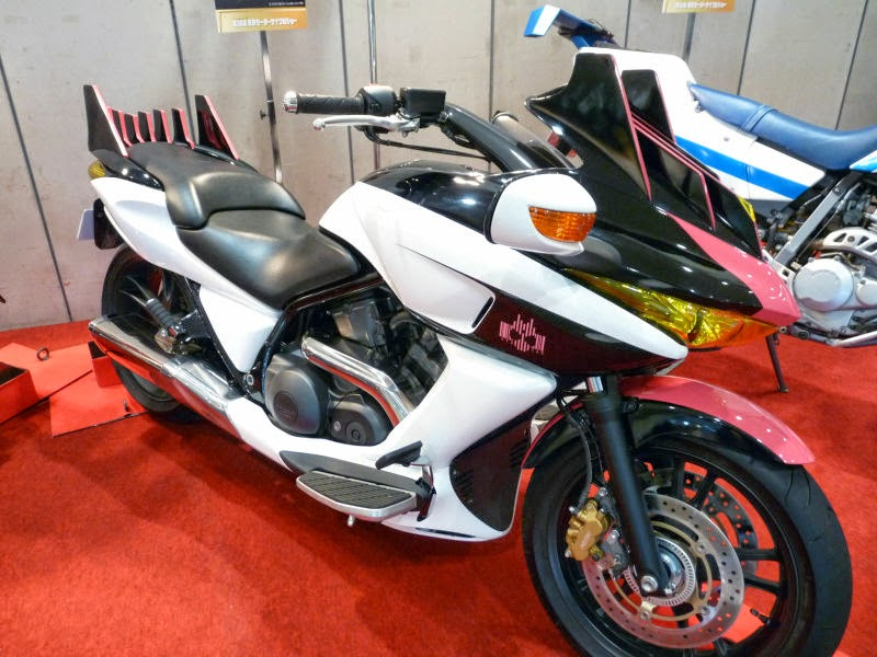 Honda DN-01 Upcoming Motorcycles