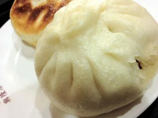 老店興隆居 傳統早點美食の湯包
