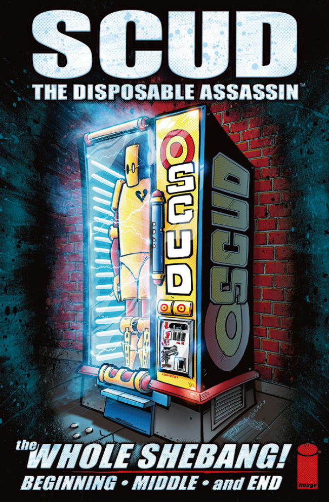 Review: SCUD the Disposable Assassin, The Whole Shebang