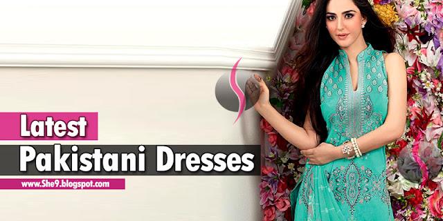 Latest Fresh Designs of Pakistani Suit Designs