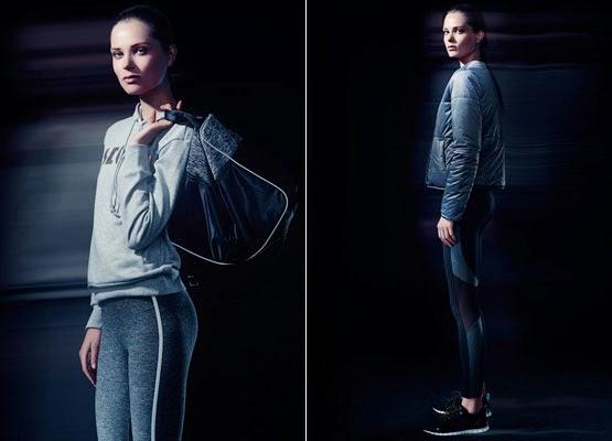 ropa deportiva Oysho otoño invierno bolsa técnica deportiva para mujer