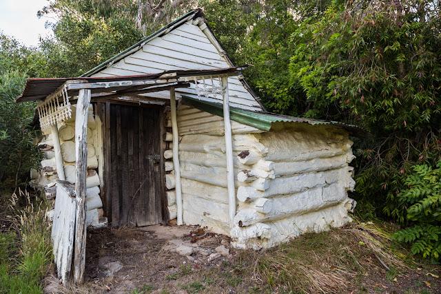 old miners cottage blackwood