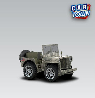 Jeep Willys MB 1941 Military