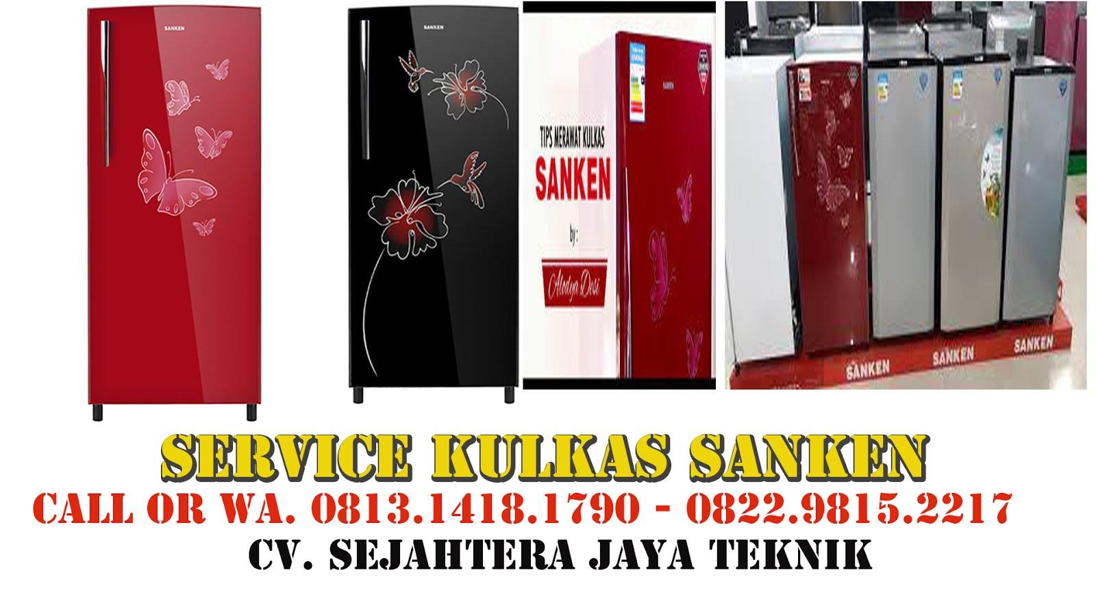 Service Kulkas Sanken Jakarta Pusat