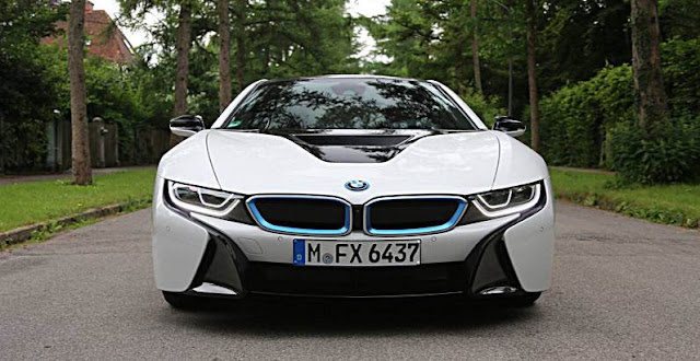 2016 BMW i8 Review