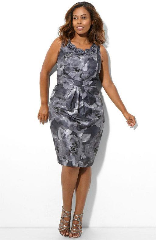 Как сшить платья для 40 летних женщин 22