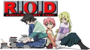 Read Or Die -R.O.D