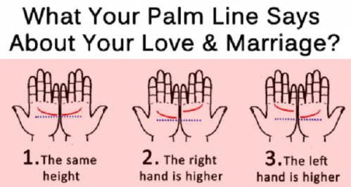 how to read your own palm for love