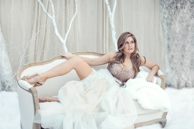 Top Atlanta Boudoir Snow Vogue Styled Photographer Photo Sessions with A Glamour Affair and Lori Waddell Photography